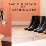 """働く女性の """"it Brand""""「FABIO RUSCONI」と 老舗「銀座ワシントン」との20AW別注が9月より新発売"""